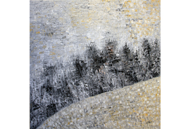 Winter - 2012 - Oil on Canvas - 36 x 36 in. (91.4 x 91.4 cm)